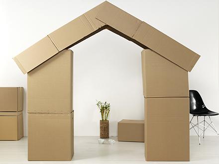 Como hacer casa de carton imagui - Como hacer una casa de carton pequena ...